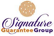 eSignatureGuarantee