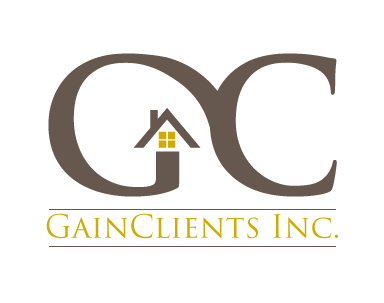 GainClients New Logo