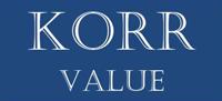 KORR VALUE Logo