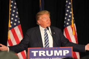 In a tweet, Trump warn massive market crash if not re-elected in 2020