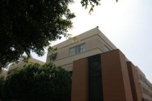Walt Disney Office in Burbank