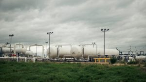 Equinor's Eagle Ford production site in Texas.