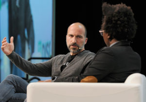 Uber CEO Dara Khosrowshahi downlplays the possible impact of nCoV outbreak on their overall business.