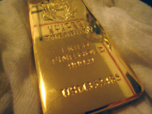 Gold tallies the highest price since May 2013 on Wednesday.