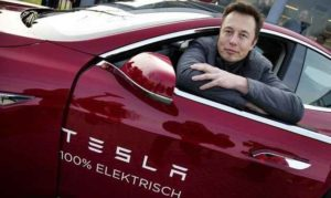 Tesla's stocks rose more than 19% on Monday.