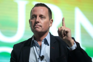 US Ambassador to Germany, Richard Grenell denies the allegations that the United States is luring CureVac to move its research to the U.S.